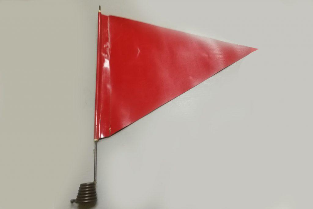 Bočna markirna zastavica za snežni plug